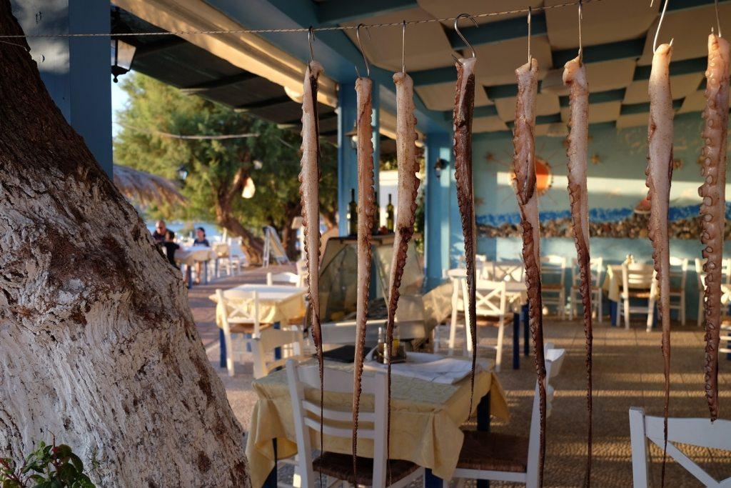 vakantie op Lesbos
