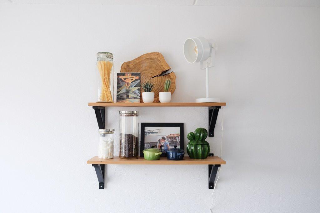 keuken wandplanken