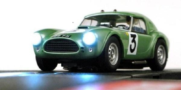 CARRERA : Shelby Cobra Le Mans 1963
