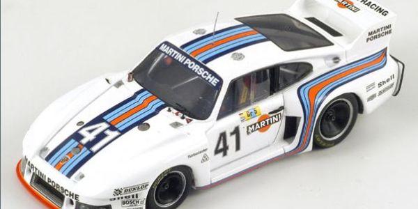 Scaleauto : Porsche 935Martini Racing a Le Mans 1977