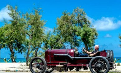 Pistons, Passions, Pleasures A Sicilian Dream