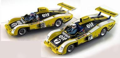 Renault Alpine A442 LM-3