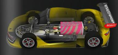 Renault RS01 2016-2