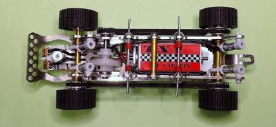 chassis raid 75mm-5