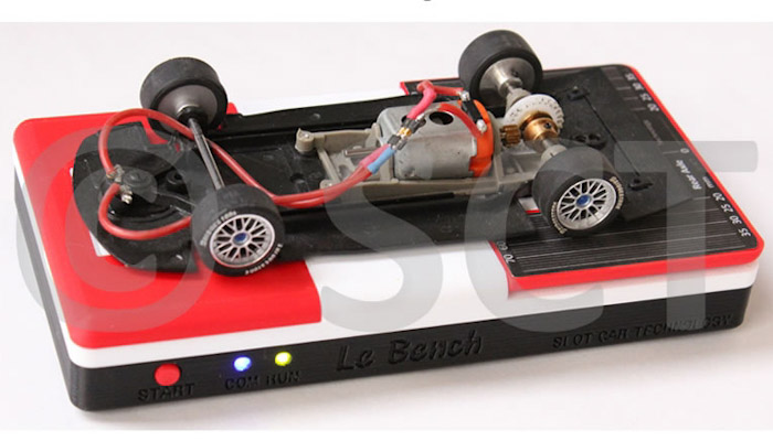Slot Car Technology: Le Bench,  il banco test definitivo per le  vostre slot