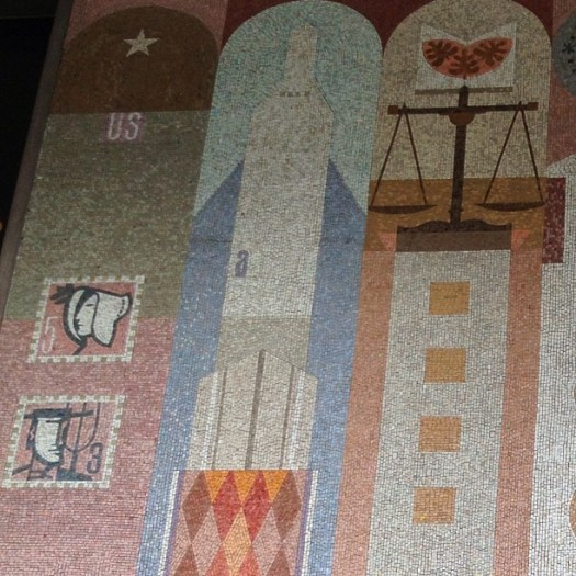 ing - Federal Building mosaic - rocket justice