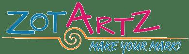 Zot Artz Logo
