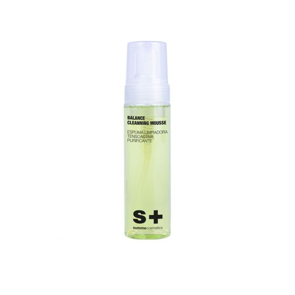S+ Balance Cleansing mousse