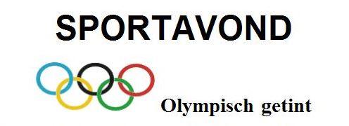 sportavond-olympisch