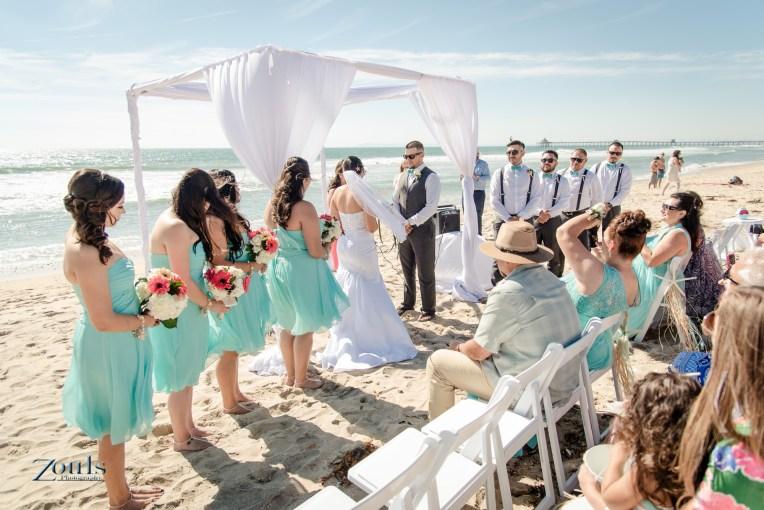 Michelle & Jesus Wedding in Imperial Beach CA