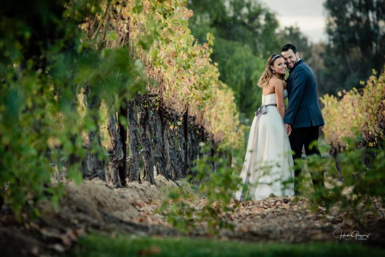 Jimena & Uziel Wedding at Lorimar Vineyards & Winery