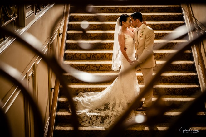 Courthouse & Westgate Hotel Wedding