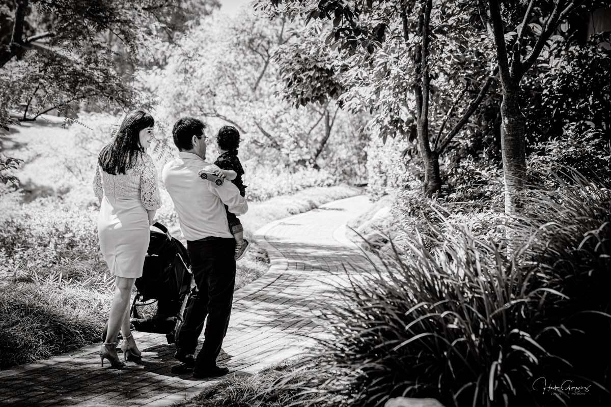 Zouls Photography Joe & Nina Family Session in Balboa Park