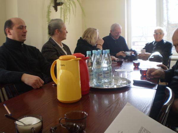 Spotkanie stowarzyszenia