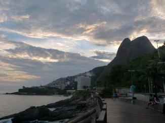 Favela Vidigal, Morro Dois Irmãos, Rio de Janeiro