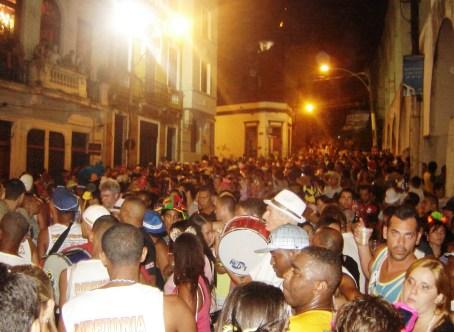 Karnawał w Rio, dzielnica Lapa