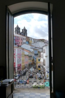 Salvador, Widok na Largo do Pelourinho