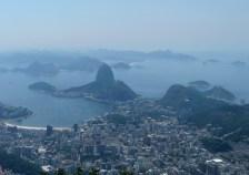 Widok na Rio z Corcovado