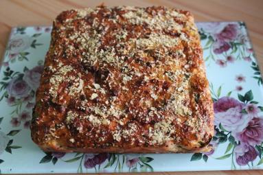Zdjęcie - Fit chleb z otrąb i twarogu. - Przepisy kulinarne ze zdjęciami