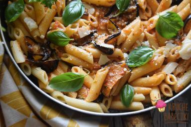 Zdjęcie - Pasta Alla Norma - Przepisy kulinarne ze zdjęciami
