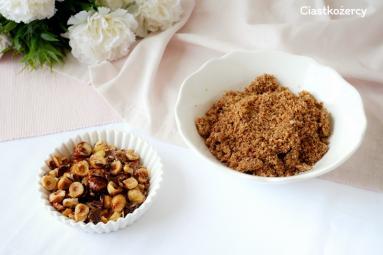 Zdjęcie - Krem orzechowy - Przepisy kulinarne ze zdjęciami