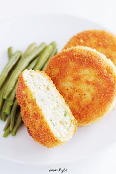 Zdjęcie - Kotlety rybne z dorsza - Przepisy kulinarne ze zdjęciami