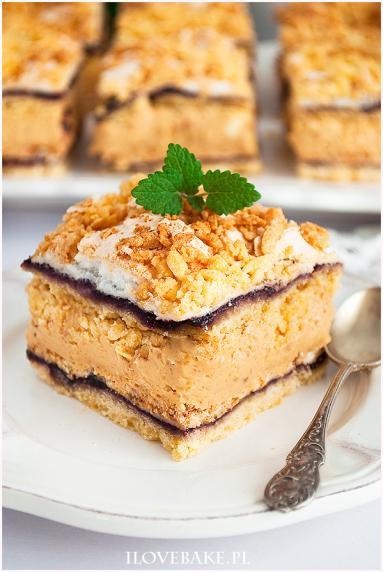 Zdjęcie - Ciasto hukzulka - Przepisy kulinarne ze zdjęciami