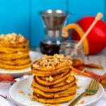 Zdjęcie - Placuszki dyniowe z przyprawami korzennymi - Przepisy kulinarne ze zdjęciami