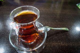 Turcja, Eskisehir - turecka herbata