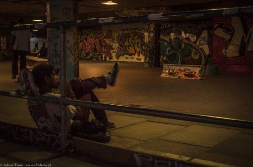 Wielka Brytania, Londyn - skatepark
