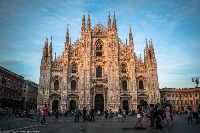 Włochy, Mediolan - Duomo
