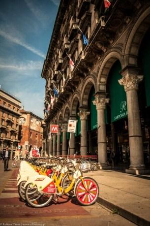 Włochy, Mediolan