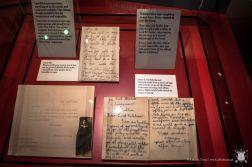 Imperial War Museum - list młodego chłopca, który chciał iść na front