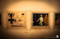 Muzeum sztuki nowoczesnej - jak powstają znaczki pocztowe