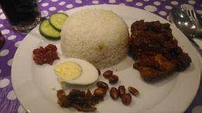 Malezyjska kuchnia w Chinatown