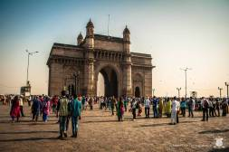 Gateway of India - Brama Indii - Bombaj - Indie