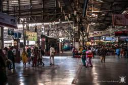 Chhatrapati Shivaji Terminus - Bombaj - Indie