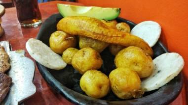 Kolumbijski talerz - Bogota
