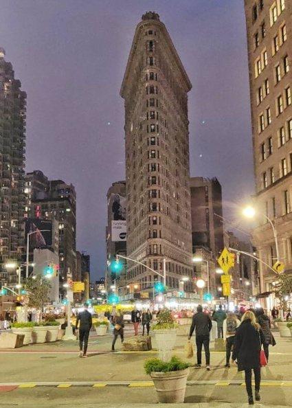 Flatiron Building - Nowy Jork