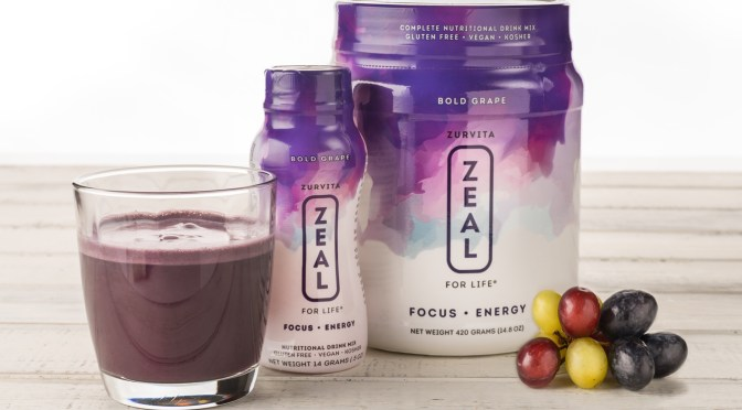 Zeal For Life- #16 Milk Thistle Extract