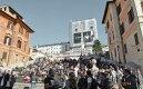 Španělské schody, Řím, Itálie; Lucka Kenkušová, E