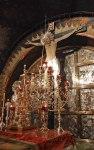 Chrám Božího hrobu v Jeruzalémě, Jeruzalém, Izrael; Lucka Kenkušová, E