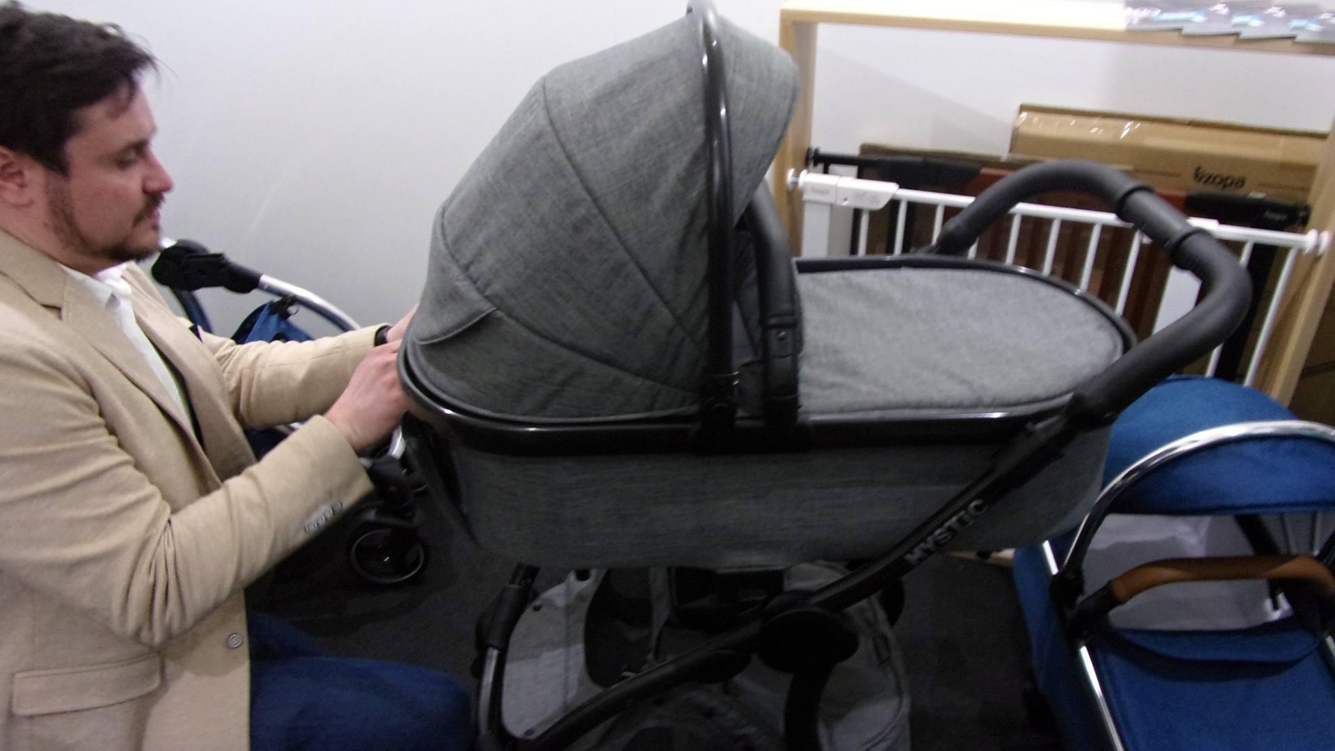 Velkoobchod dětského a kojeneckého zboží