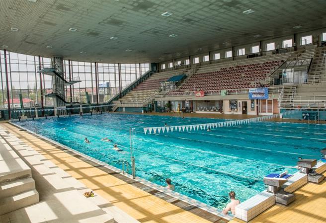Bazén za Lužánkami