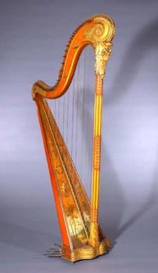 Naderman harfa