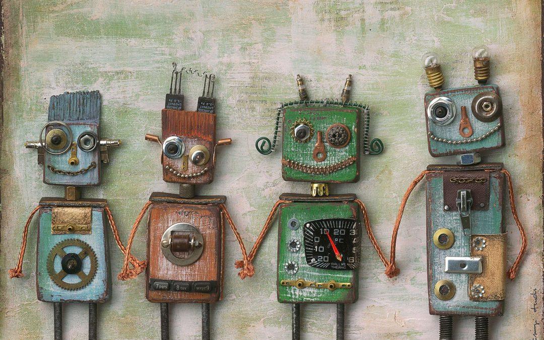 Robot család