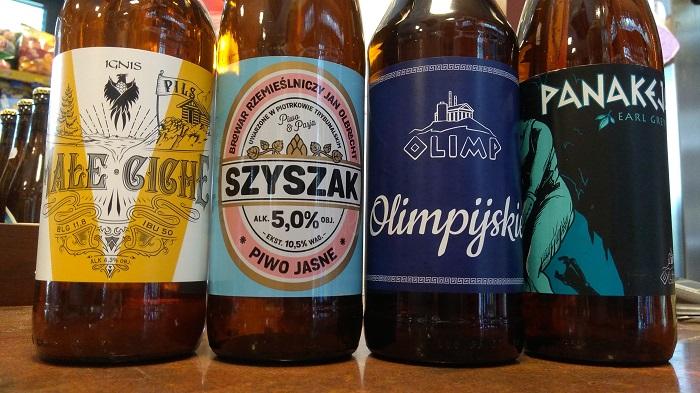 Piwoteka, Bytów i z Olimpu słynna Panakeja!
