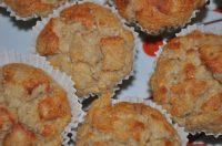 Bananowe Muffiny Proteinowe