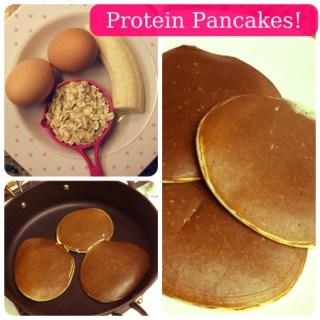 Naleśniki proteinowe