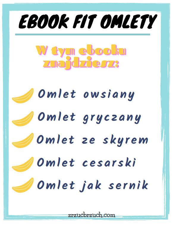 Darmowy Ebook - 5 omletów